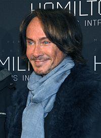 Lindarw på galapremiären av Hamilton - I nationens intresse, i Stockholm den 9 januari 2012.