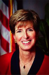 Christine Todd Whitman American politician