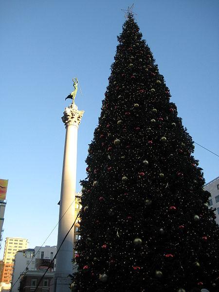 File:Christmas Tree Union Square.JPG