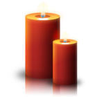 Christmas candle icon.png