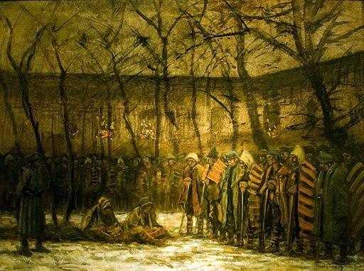 Christmas of the Prisoners of War