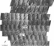 Chryse Planitia Scour Patterns