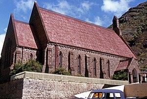 Saint John's Church, Jamestown - Anglican Church of Saint John's.
