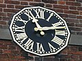 Church Clock, Eyton upon the Weald Moors - geograph.org.uk - 1319056.jpg
