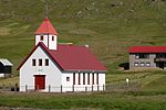Church of Hvannasund, Faroe Islands.JPG