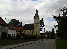 Church of Saints Cyril and Methodius (Podivice) 5.jpg