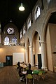 Church of St. Mary, Lambeth Bridge Roundabout, now the Museum of Garden History 17 interior.jpg