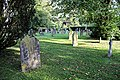 Church of St Andrew, Nuthurst, West Sussex - churchyard 02.jpg