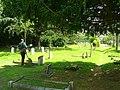 Churchyard maintenance. - geograph.org.uk - 855782.jpg