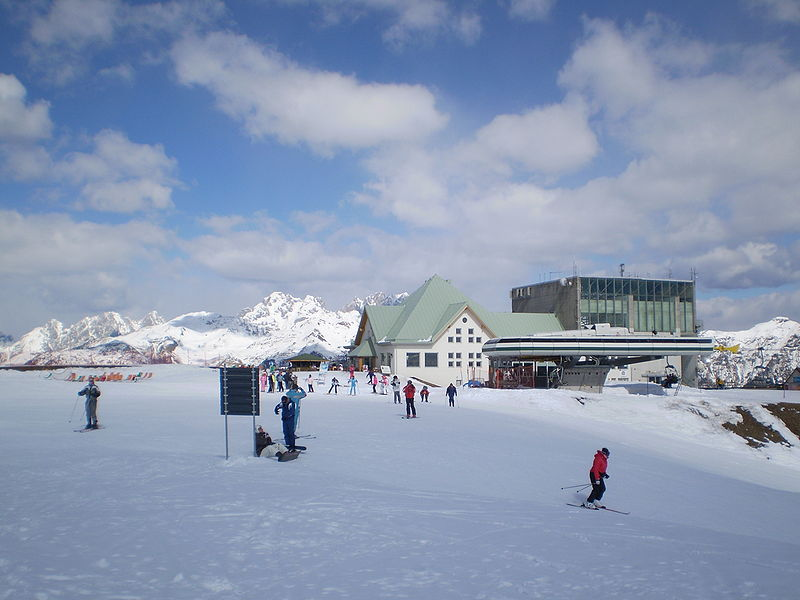sport w zimmie dla zdrowia - narty
