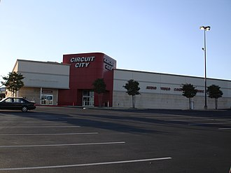 Circuit City - Original Circuit City Superstore format in San Antonio, Texas