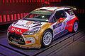 Citroën DS3 WRC - Mondial de l'Automobile de Paris 2014 - 001.jpg