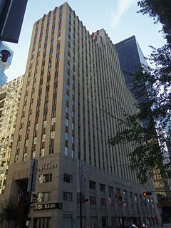 City National Bank Building (Houston) building in Houston, Texas, United States