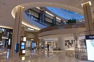 DFS Group - DFS T Galleria in City of Dreams, Macau