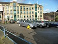 Clamped at the Imperial Crown Hotel - geograph.org.uk - 1608099.jpg