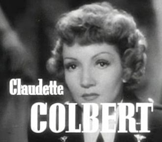 So Proudly We Hail! - Image: Claudette Colbert in So Proudly We Hail trailer