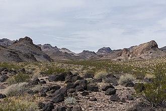 Clipper Mountain Wilderness - Image: Clipper Mountain Wilderness (28352390797)
