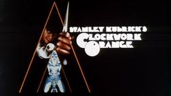 Clockwork orange trailer poster
