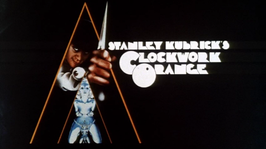 Still uit de trailer van A Clockwork Orange