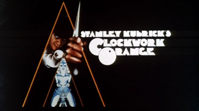 Description de l'image Clockwork Orange Trailer poster.png.