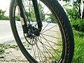 Closeup photo of Bicycle wheel.jpg