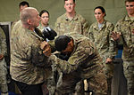 Closing the distance, KAF Soldiers embody warrior ethos during Army Combatives drill 140731-Z-BQ261-483.jpg