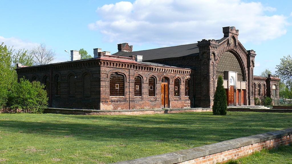 Cmentarz Zydowski Lodz 18