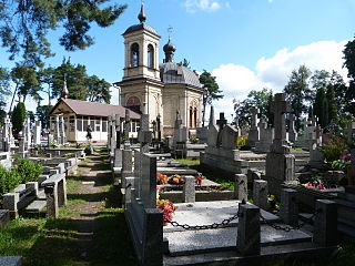 orthodoxer Friedhof