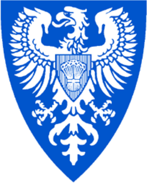 Northeast (Icelandic constituency) - Image: Coat of Arms of Akureyri