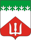 Coat of Arms of Volkhov rayon (Leningrad oblast).png