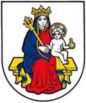 Šamorín - Image: Coat of arms of Šamorín
