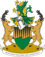 Coat of arms of Melfort.png