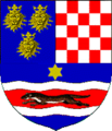 Coat of arms of Slovenes, Croats and Serbs.PNG