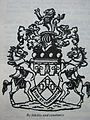 Coat of arms of the Lord Dixon of Glentoran 2014-06-30 18-59.JPG