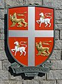Coats of arms of Newfoundland and Labrador, Confederation Garden Court, Victoria, British Columbia, Canada 24.jpg