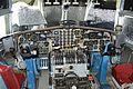 Cockpit of C-133A Cargomaster (56-1999 - N199AB) (30358568576).jpg