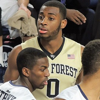 Codi Miller-McIntyre - Miller-McIntyre with Wake Forest in 2014