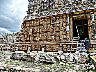Kabah (Maya site) - Codz Poop details