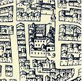 Col·legi del Corpus Christo o del Patriarca, mapa de Mancelli de 1608..jpg