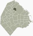 Colegiales-Buenos Aires map.png