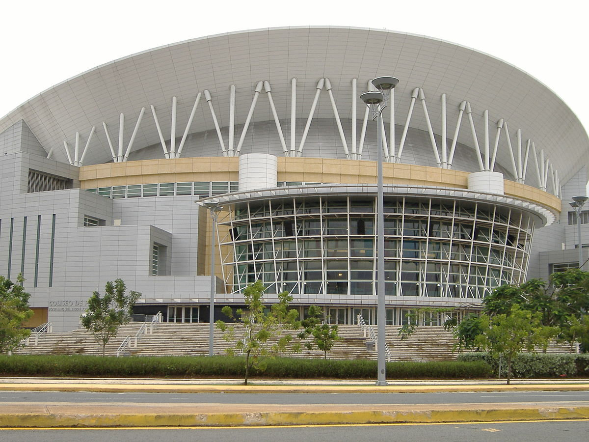List Of Events At Jos 233 Miguel Agrelot Coliseum Wikipedia