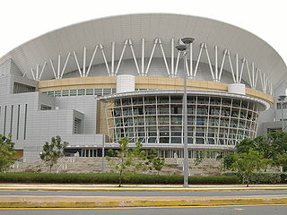 the biggest indoor arena in Puerto Rico dedicated to entertainment