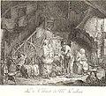 Collection de cent-vingt estampes, gravée d'après les tableaux and dessins qui composoient le cabinet de m. Poullain précédée d'un abrégé historique de la vie des auteurs qui la composent Cette suite (14775659871).jpg