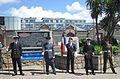 Commémoration de l'Appel du 18 Juin 1940 Saint Hélier Jersey 18 juin 2012 02.jpg