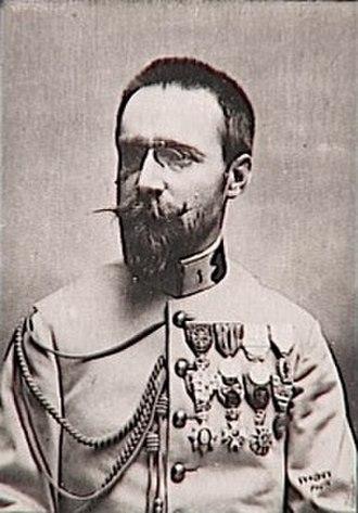 Amédée-François Lamy - Image: Commandant Lamy