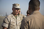 Commandant and Sergeant Major of the Marine Corps visit Marines and Sailors of SP-MAGTF Crisis Response 140902-M-PA636-017.jpg
