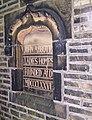 Commemorative Stone at John Abbot's Ladies Homes - geograph.org.uk - 1455406.jpg