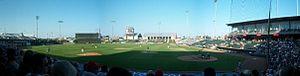 CommunityAmerica Ballpark - Image: Community America Ballpark Panoramic