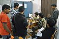 Conference Preparation - Bengali Wikipedia 10th Anniversary Celebration - Jadavpur University - Kolkata 2015-01-07 2322.JPG