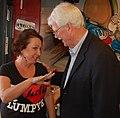 Congressman Miller visits Lumpy's Diner (6266047997).jpg
